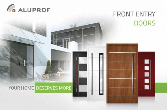Aluprof Entry Door